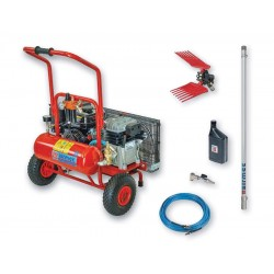motocompressore HP 4 litri 10 airmec KIT EASY 260