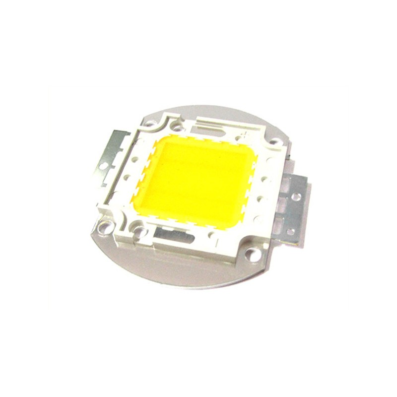 Power Led COB Epistar 30W 1050mA DC 30V-34V 3000-3500 Lumen Bianco Neutro 4000K-4500K