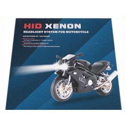 Scatola Per Kit Hid Xenon Moto Scooter